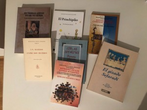 Rincón de lectura de las Jornadas de Cultura Sefardí de la Red de Juderías de España