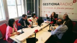 Accion de comunicación Concurso de microrrelatos Ana Frank en Gestiona Radio | Red de Juderías de España Caminos de Sefarad
