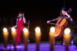 Concierto de Zaruk y María Berasarte