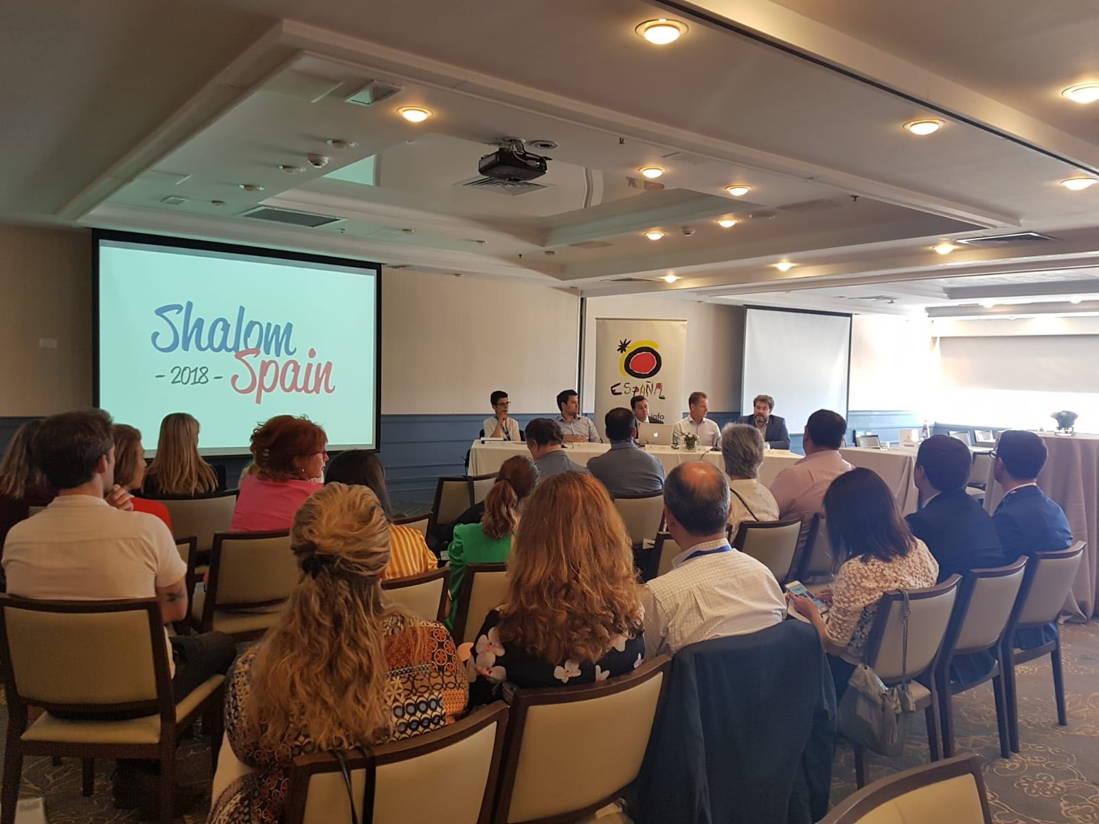 """La Red de Juderías de España ha presentado su oferta turística y cultural a la industria turística de Israel en el workshop """"Shalom Spain"""""""