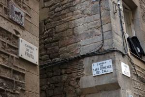 Solomó Ben Adret dará nombre a la calle más importante del Call de Barcelona