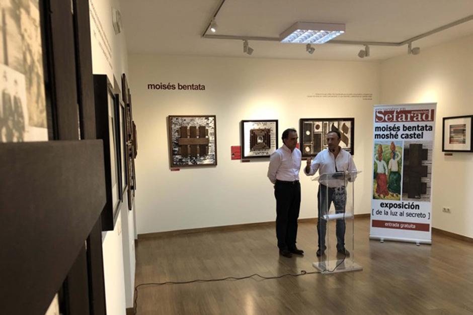 """Exposición """"Encuentro en Sefarad (de la Luz al Secreto]"""""""