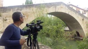 """La Judería de Estella-Lizarra, protagonista del programa """"Shalom"""" de RTVE"""