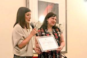 Nombramiento de Liliana Benveniste como Embajadora de la Red de Juderías de España en Argentina