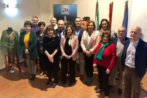 Hervás preside la 50 Asamblea General de Red de Juderías