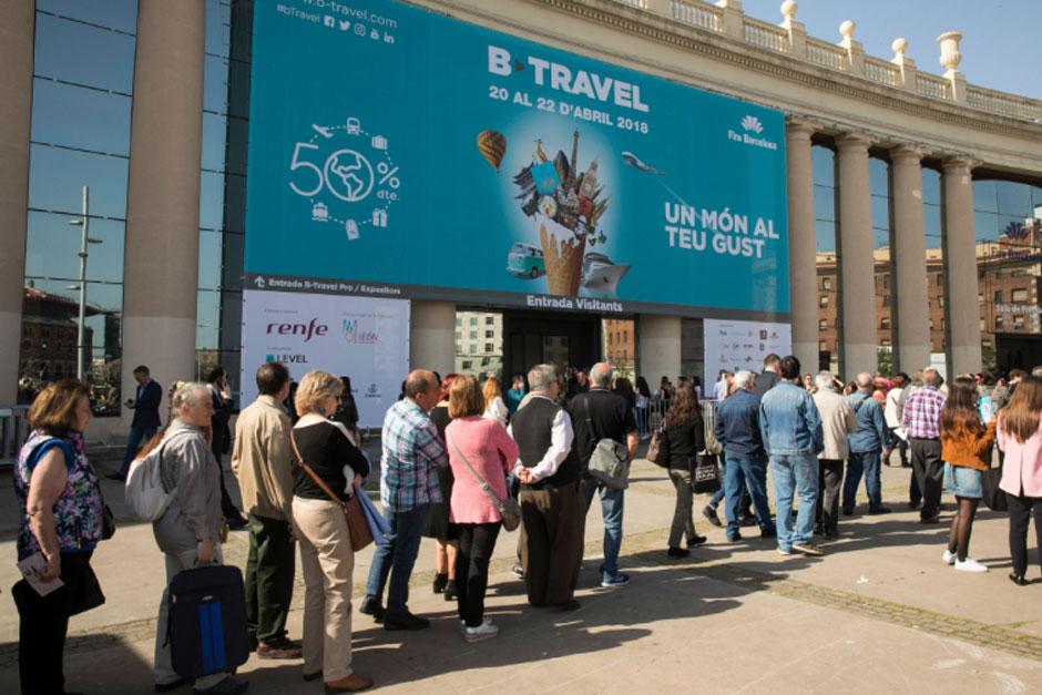 La Red de Juderías participará con stand propio en el Salón B-Travel de Barcelona, la feria barcelonesa, una de las más importantes del calendario.