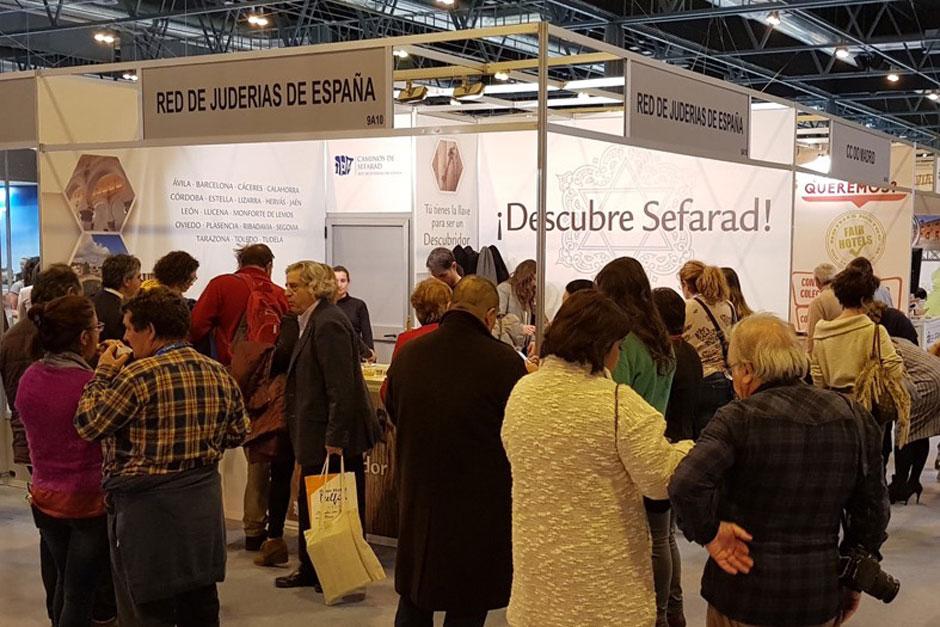 La Red de Juderías de España presentará su oferta turística en FITUR, la feria de turismo más importante de España.