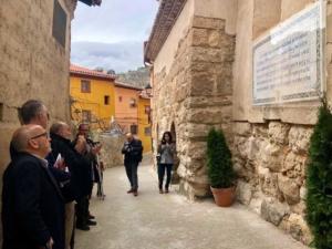 Concluyen las visitas institucionales a las ciudades candidatas a formar parte de la Red de Juderías