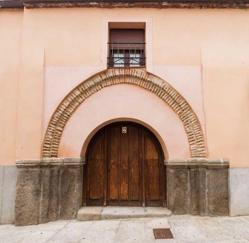 Ávila. Red de Juderías de España - Caminos de Sefarad