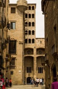 Judería de Barcelona © Red de Juderías de España - Caminos de Sefarad