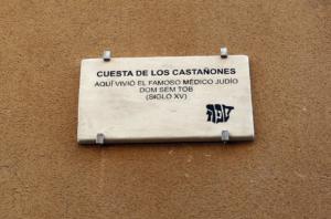 Las calles de la Judería de León recuperan su nombre original | Red de Juderías de España