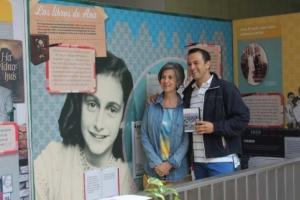 'Leer y escribir con Ana Frank' en Lucena