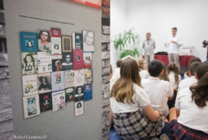 'Leer y escribir con Ana Frank' en Córdoba