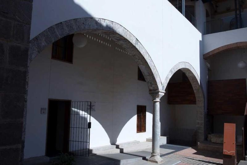SAGUNTO-Aljama-judía-interior