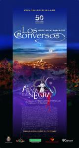 Cartel Festival Los Conversos Hervás 2019