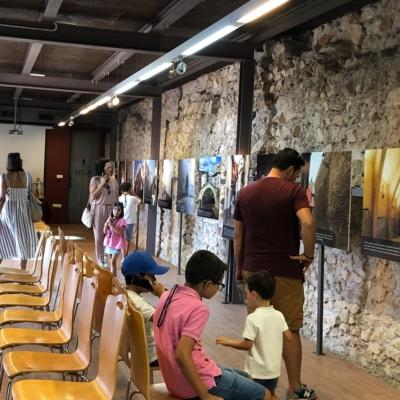 """Dentro de la celebración de la 20ª Jornada de la Cultura Judía, Lorca acoge la exposición fotográfica """"Descubre Sefarad""""."""