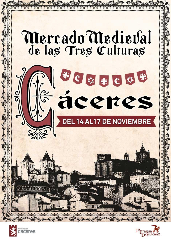 Mercado de las Tres Culturas de Cáceres