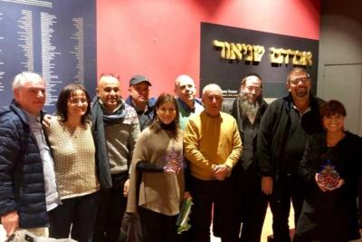 Una delegación de directores de enseñanza secundaria de Israel visita la Red de Juderías de España