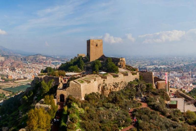 Hanuka en el Castillo de Lorca Hanuká y concierto música sefardí | Red de Juderías de España