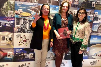 la Red de Juderías de España y Turespaña mantuvieron una reunión de trabajo para definir las iniciativas comunes en pos de la promoción del legado sefardí de las ciudades de la Red.