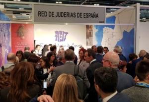 """Presentación en FITUR de las guías """"Rutas por las juderías de España"""""""
