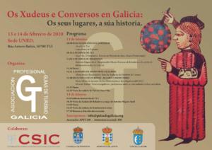 Os Xudeus e Conversos en Galicia: Os seus lugares, a súa historia