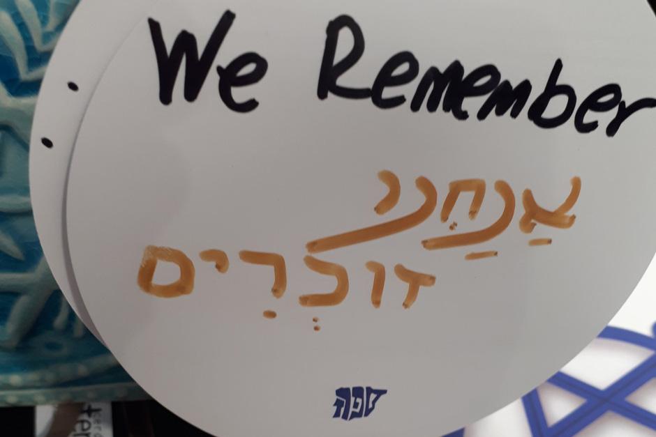 Actos conmemorativos en memoria del Holocausto de la Red de Juderías