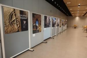 Más de mil personas visitaron la exposición en el centro del Instituto Cervantes de Tokio, donde se expuso por segunda vez.