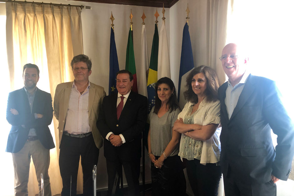 Encuentro con la Red de Juderías de Portugal