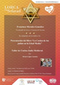 """Presentación del libro """"La cocina de los judíos en la Edad Media"""""""