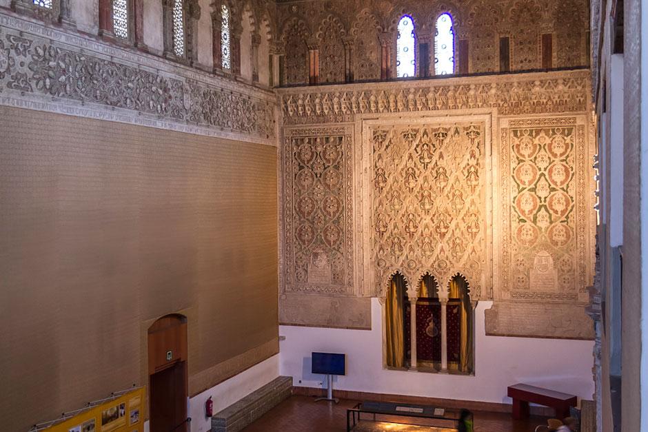 """La Gran Sala de Oración de la Sinagoga del Tránsito acogerá el jueves 19 de marzo la """"Gran Fiesta Sefardí en la Judería de Toledo""""."""