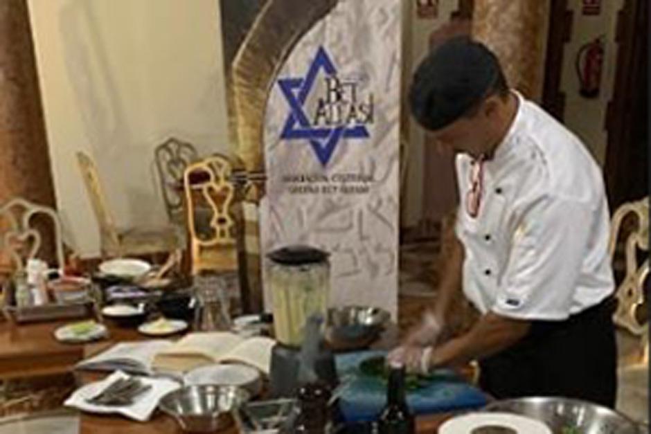 Lucena: Taller gastronómico de cocina sefardí tradicional para restaurantes