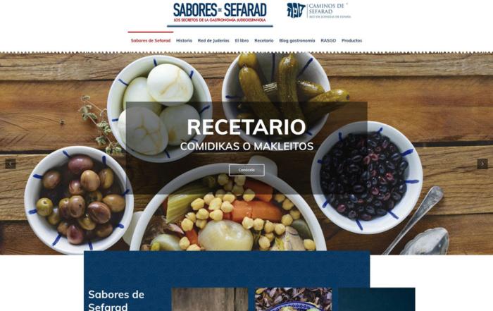 Blog Sabores de Sefarad Javier Zafra Red de Juderías de España