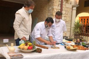 talleres gastronomicos sabores de sefarad javier zafra abigail cohen red de juderias de espana