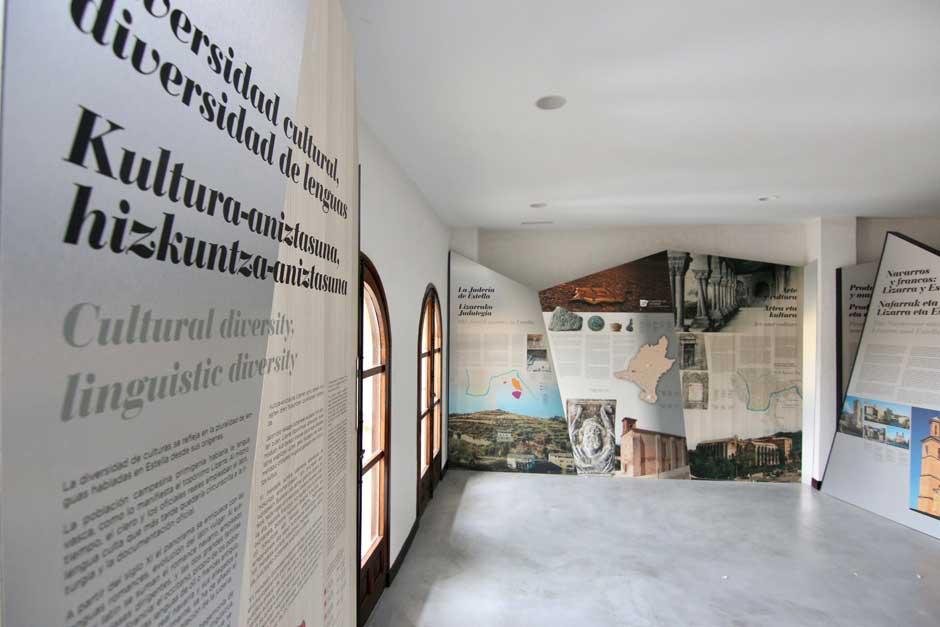 El pasado 19 de septiembre se inauguró el Centro de Interpretación de la Ciudad Est(r)ella-(L)Izarra, donde es protagonista la herencia judía de la ciudad | Red de Juderías de España Caminos de Sefarad