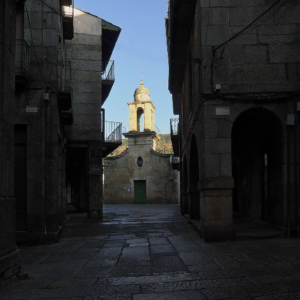 iglesia de la magdalena Ribadavia Red de Juderías de España Caminos de Sefarad