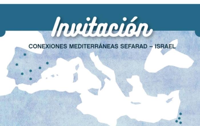 """Webinar """"Conexiones mediterráneas Sefarad – Israel"""""""
