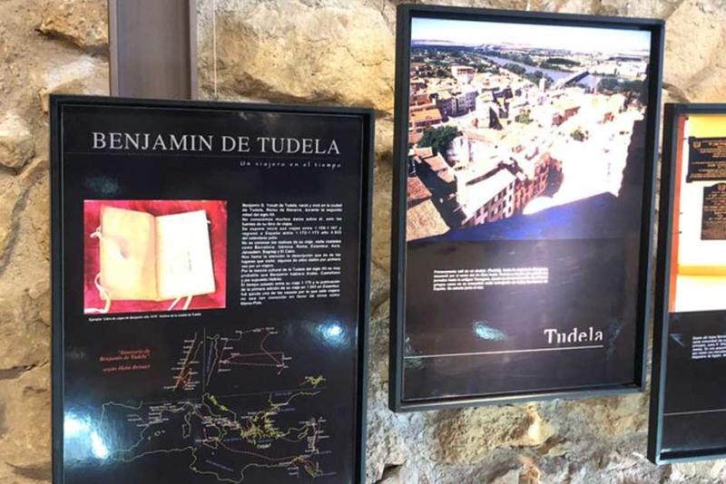"""Exposición """"Benjamín de Tudela. Un viajero en el tiempo"""" en Lorca"""