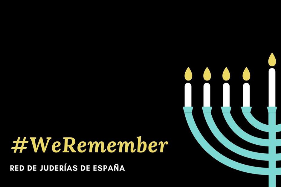Varias de las ciudades de la Red de Juderías de España se sumarán al homenaje con distintas actividades.