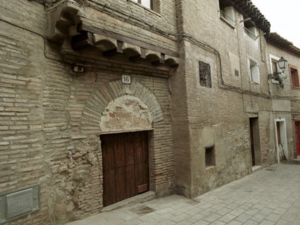 Casa Dombriz Tudela Red de Juderias