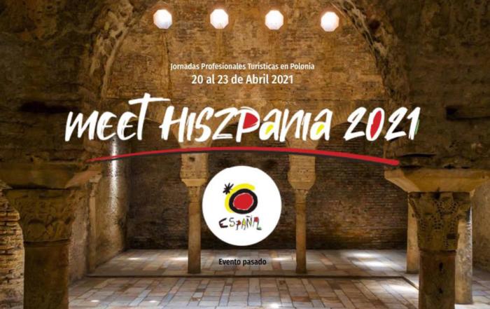 Más de 30 agencias de viaje y turoperadores polacos participaron en el webinar de la Red de Juderías de España en Meet Hiszpania 2021.
