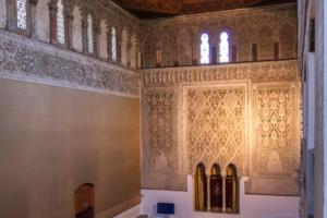 Sinagoga del Tránsito, Toledo   © Red de Juderías de España Caminos de Sefarad