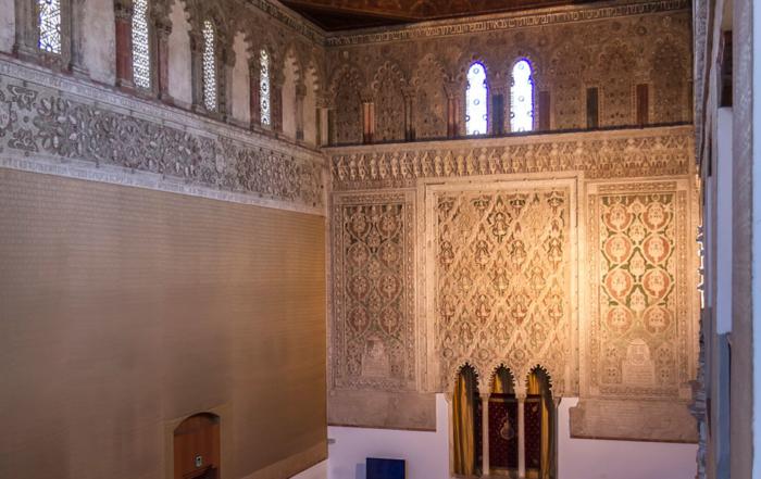 Sinagoga del Tránsito, Toledo | © Red de Juderías de España Caminos de Sefarad