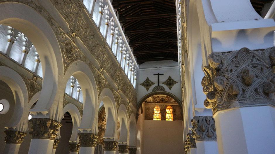 Santa María la Blanca, Toledo | Red de Juderías de España Caminos de Sefarad