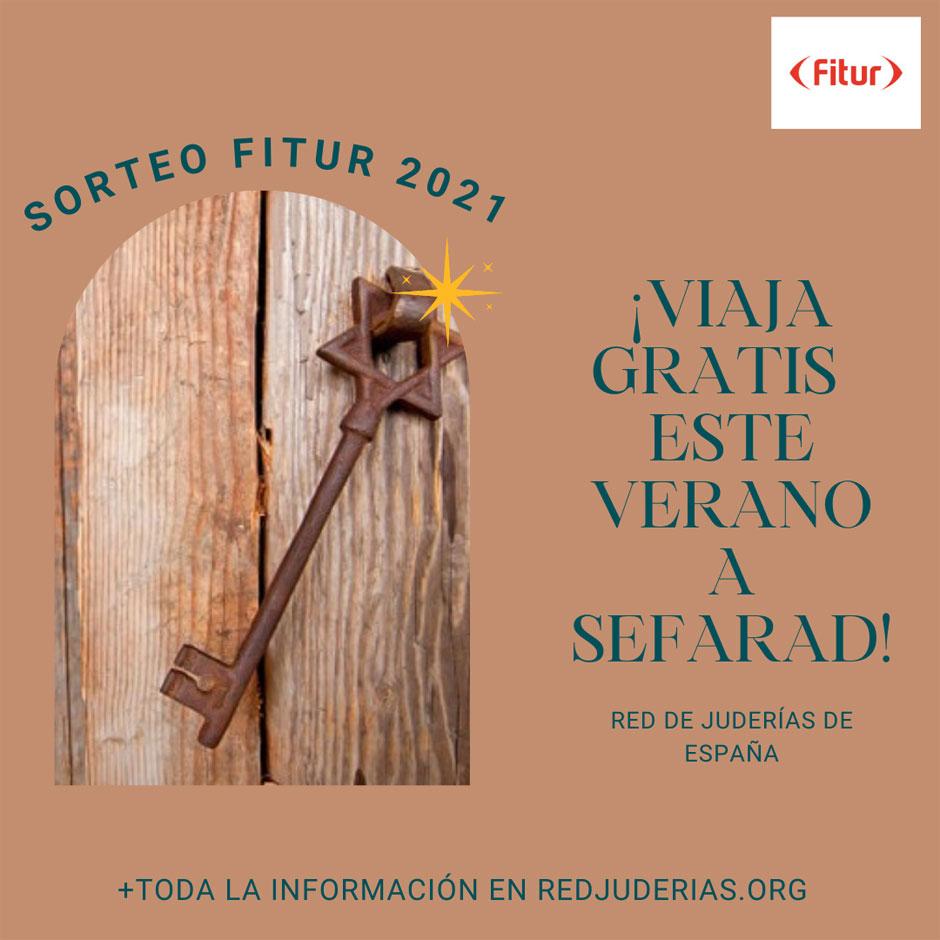 concursos fitur 2021 red juderias españa
