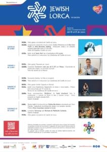 Festival de Cultura Contemporánea Judía Jewish Lorca | Red de Juderías de España Caminos de Sefarad