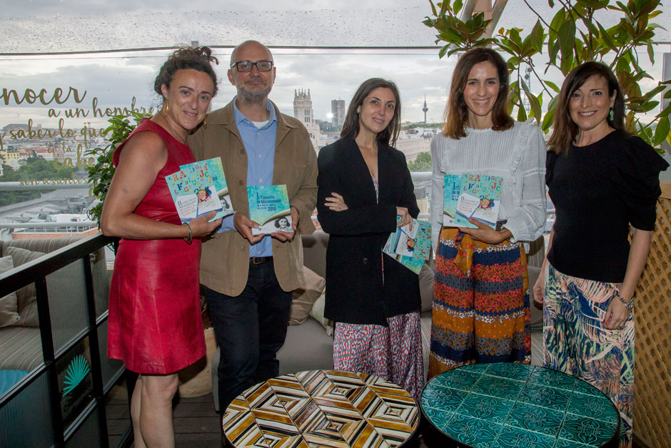 Se reúne el Jurado del Premio de Micro-relatos | Red de Juderías de España Caminos de Sefarad