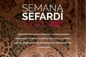 Semana Sefardí Toledo 2021   Red de Juderías de España Caminos de Sefarad