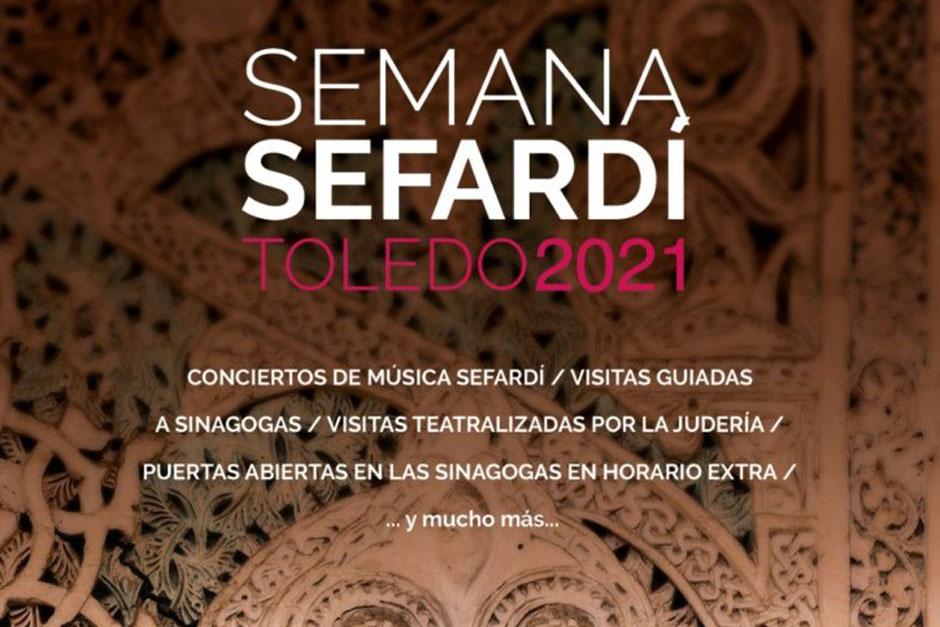 Semana Sefardí Toledo 2021 | Red de Juderías de España Caminos de Sefarad