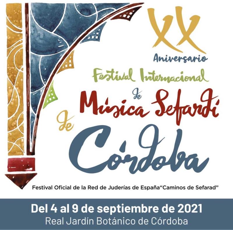 20ª edición del Festival Internacional de Música Sefardí.